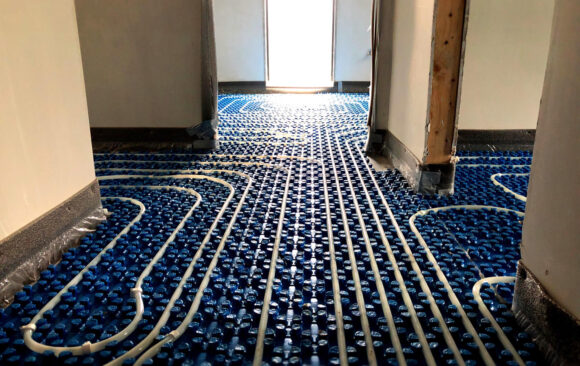 LiteFlo®_Lightweight screed installed by Fast Floor screed