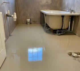 Casufloor FS_Levelling Compound_floor renovation poured