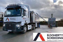 B Doherty Screeding Services