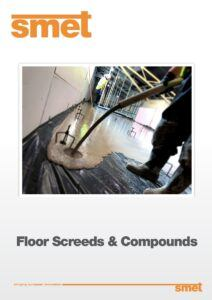 Floor screeds and Compounds _ SMET