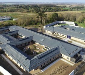 The National Forensic Mental Health Hospital Portrane