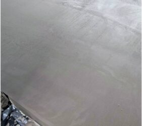 Floor Screed Ireland | for Vision Contracting | Our Lady Of Hope School | LiteFlo® Lightweight Screed